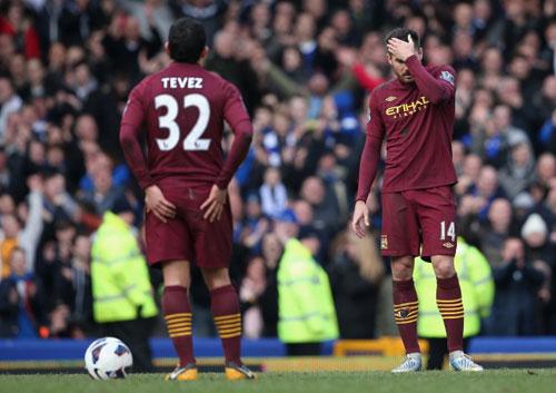 Man City: Đá bóng bằng niềm tin - 2