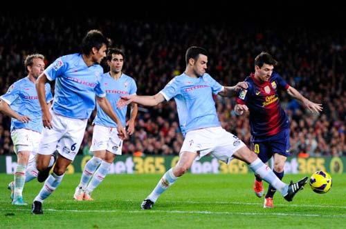 Barca: Nỗi đau virus FIFA - 2
