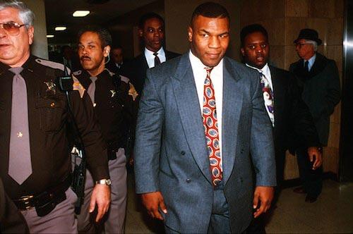 Mike Tyson: Cưỡng bức và tù tội - 1