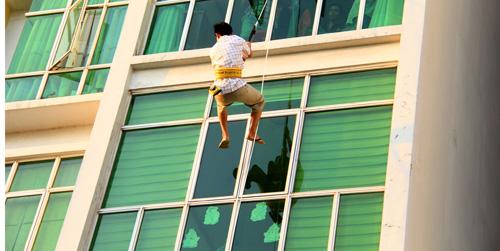 Thiết bị thoát hiểm khi sống ở nhà cao tầng - 4
