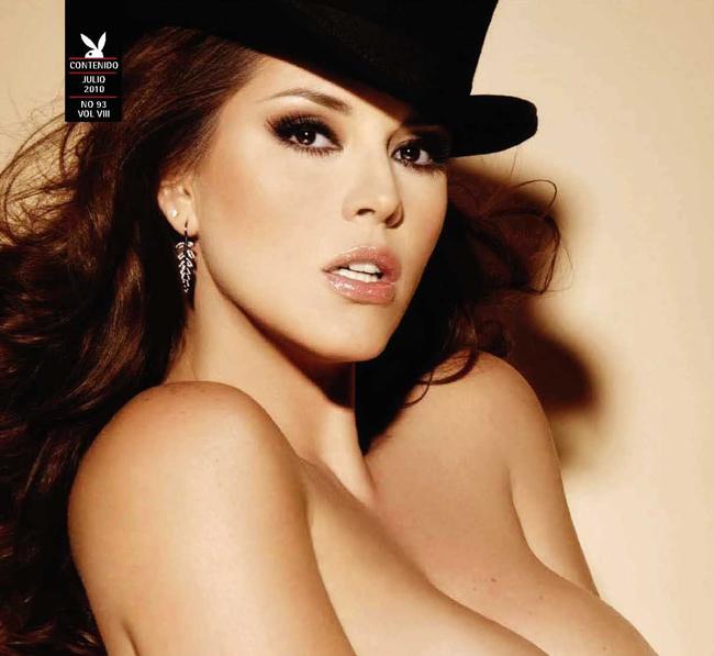 """Câu chuyện tình giữa ngôi sao bóng chày Bobby Abreu và cựu Hoa hậu hoàn vũ Alicia Machado đã từng khiến cánh báo giới tốn không biết bao giấy mực. Sau khi kết hôn những tưởng cuộc sống của họ sẽ trở thành một biểu tượng nhưng rồi một kết cục không ngờ đã xảy đến. Trong quá trình tham gia show truyền hình thực tế La Granja, Machado đã bị bắt gặp """"quan hệ"""" với một thành viên của đoàn thời điểm cô vẫn đang đầu ấp tay gối với Abreu. Tất nhiên không chịu nổi cảnh cắm sừng, anh chàng đã quyết định nói lời chia tay và từ đó Machado thực sự trở thành một """"gái hư"""". Nhân dài có số đo bốc lửa này sau đó đã cho vài nhân vật nổi tiếng gia nhập danh sách người tình đồng thời sẵn sàng trút hết xiêm y để chụp hình cho Playboy."""
