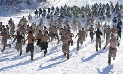 Nóng như khu phi quân sự Triều Tiên - 9