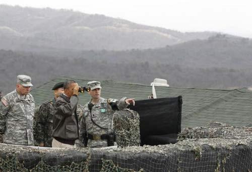 Nóng như khu phi quân sự Triều Tiên - 13