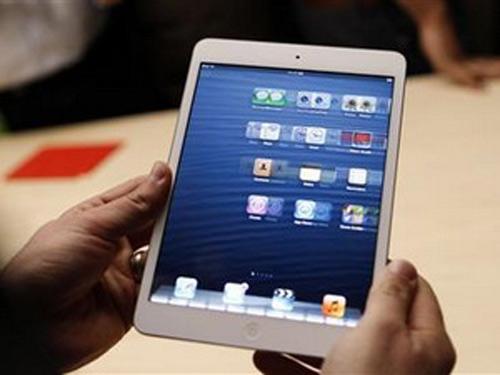 iPad Mini bị cắt giảm lượng trong quý 2 - 1