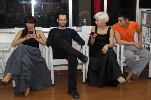 Đoan Trang ngồi ghế nóng Bước nhảy hoàn vũ - 11