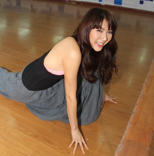 Đoan Trang ngồi ghế nóng Bước nhảy hoàn vũ - 3