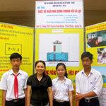Giáo dục - du học - Trò vùng lũ làm nhà tránh lụt