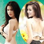 """Làm đẹp - 5 """"làn da Bạch Tuyết"""" của showbiz Việt"""