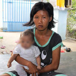 An ninh Xã hội - Gia cảnh khốn khổ nhà bé bị bố ném chết