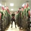 Quân nhân cũng nhảy Harlem shake