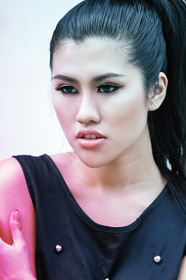 Thiếu nữ Việt cá tính với street style - 1