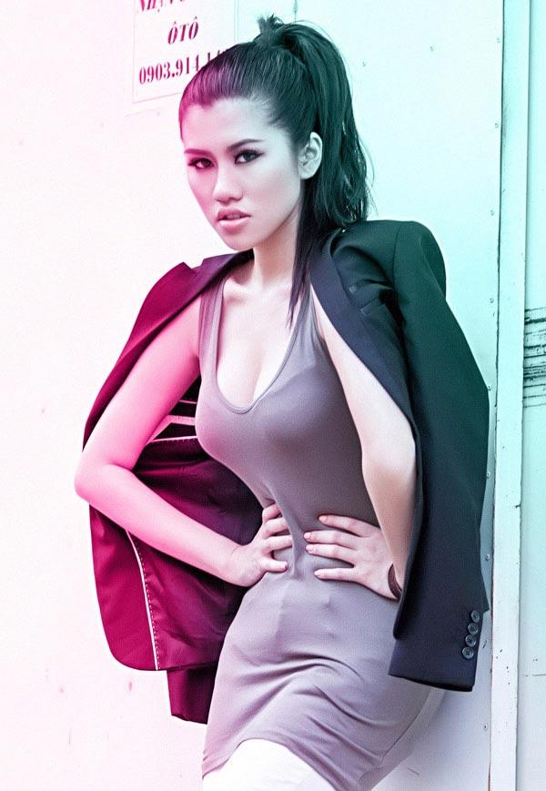 Thiếu nữ Việt cá tính với street style - 7