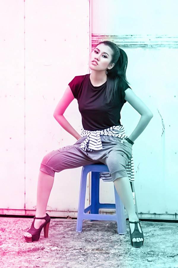 Thiếu nữ Việt cá tính với street style - 14