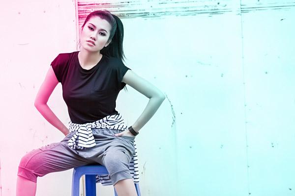 Thiếu nữ Việt cá tính với street style - 15