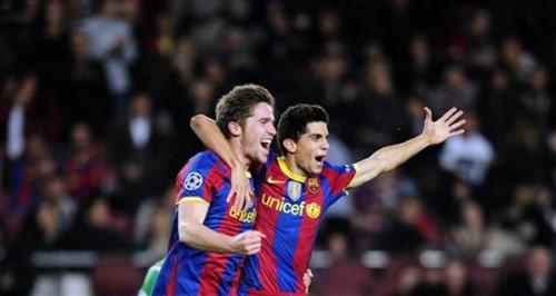Barca: Để hàng thủ có đủ niềm tin - 2