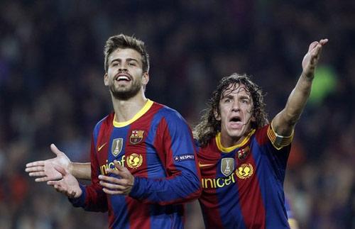 Barca: Để hàng thủ có đủ niềm tin - 1
