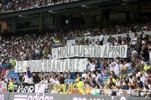 Real – Mourinho: Chỉ còn lại tình yêu - 1