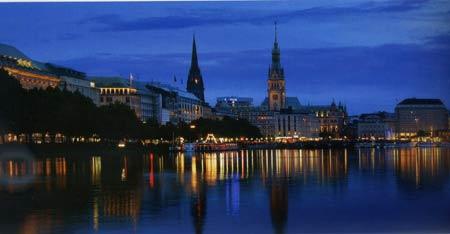 Hamburg có rất nhiều bí mật - 2