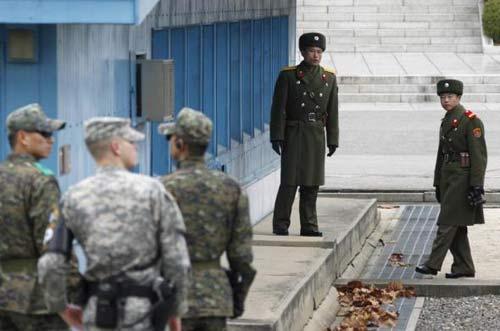 Nóng như khu phi quân sự Triều Tiên - 7