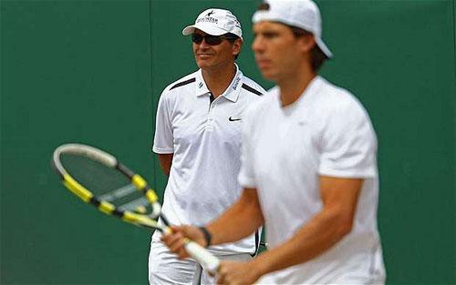 Nadal: Bí mật chơi tennis tay trái (Kỳ 9) - 2