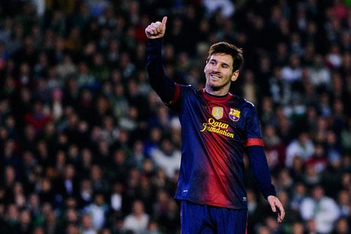 Messi sắp có thêm kỷ lục ghi bàn - 1