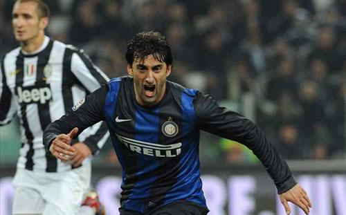 Serie A trước V30: Inter–Juve đại chiến - 1