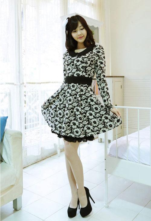 Mặc váy chữ A che khuyết điểm - 15