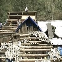 Nỗ lực khắc phục hậu quả mưa đá tại Lào Cai