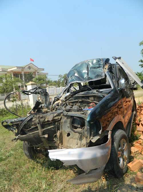 Quảng Ngãi: 2 giờ, 5 người chết vì TNGT - 2