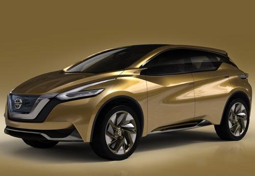 Nissan Resonance đánh thức đường cong - 1