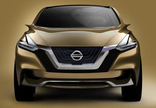 Nissan Resonance đánh thức đường cong - 6