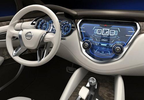 Nissan Resonance đánh thức đường cong - 9