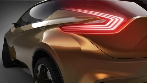 Nissan Resonance đánh thức đường cong - 11