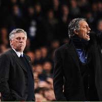 Mourinho chỉ giúp Ancelotti cách hạ Barca