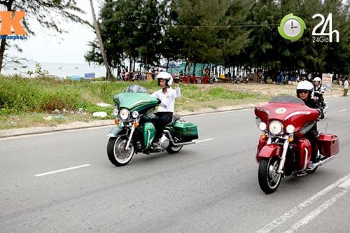 400 xe mô tô khủng rầm rập diễu hành tại Đà Nẵng - 8
