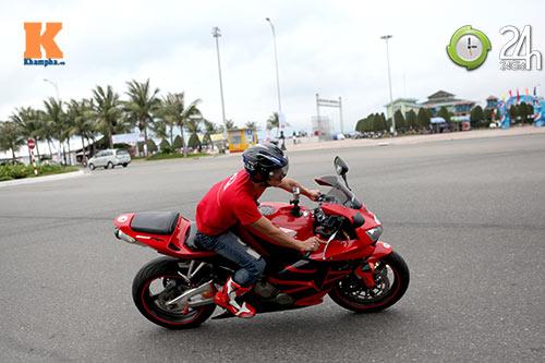 400 xe mô tô khủng rầm rập diễu hành tại Đà Nẵng - 3