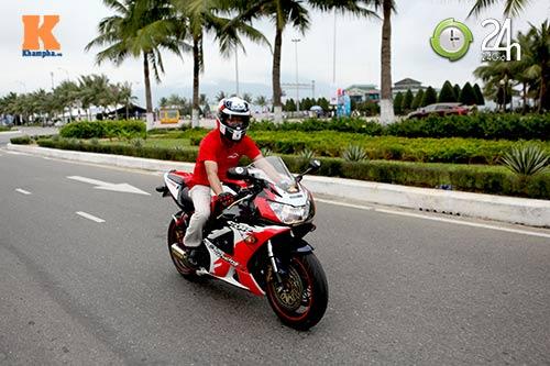 400 xe mô tô khủng rầm rập diễu hành tại Đà Nẵng - 4