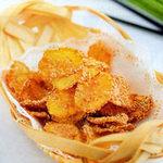 Ẩm thực - Khoai lang ngào đường thốt nốt giòn tan