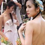 """Phim - """"Xúc động"""" với lưng trần áo yếm phim Việt"""