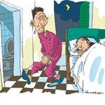 Sức khỏe đời sống - Càng nhịn uống càng tiểu đêm