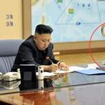 Tin tức trong ngày - Bản đồ tấn công Mỹ tại trụ sở Triều Tiên