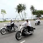 Ô tô - Xe máy - 400 xe mô tô khủng rầm rập diễu hành tại Đà Nẵng