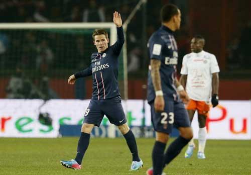 PSG - Montpellier: 3 điểm quý giá - 1