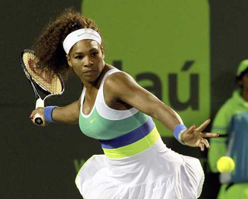 HOT: Sharapova tự tin đấu Serena - 1