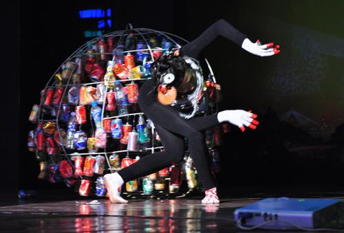 Quái kiệt hội tụ tại bán kết 7 VN's Got Talent - 1
