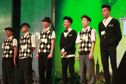 Quái kiệt hội tụ tại bán kết 7 VN's Got Talent - 7