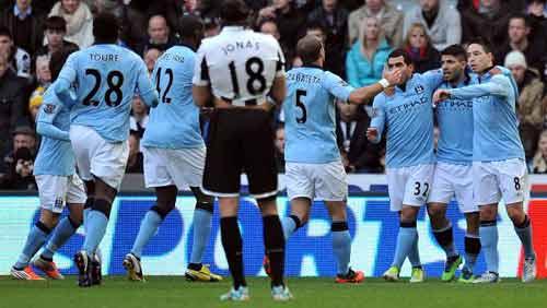 Man City–Newcastle: Không còn nước để tát - 1