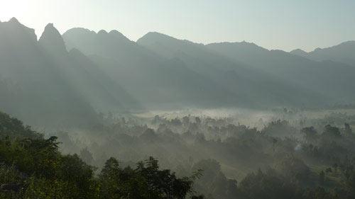 Lưu luyến mây núi Cao Bằng - 2