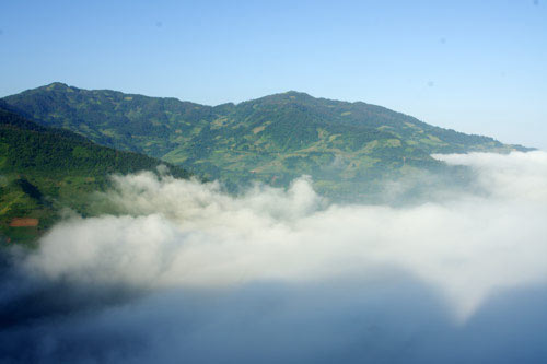 Lưu luyến mây núi Cao Bằng - 6