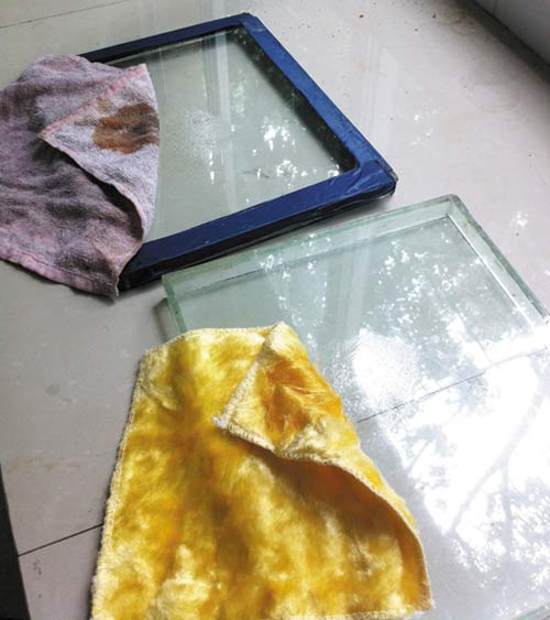 Vạch mặt chân tướng khăn lau siêu sạch - 1